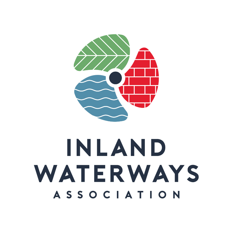 Inland Waterways Association cause logo