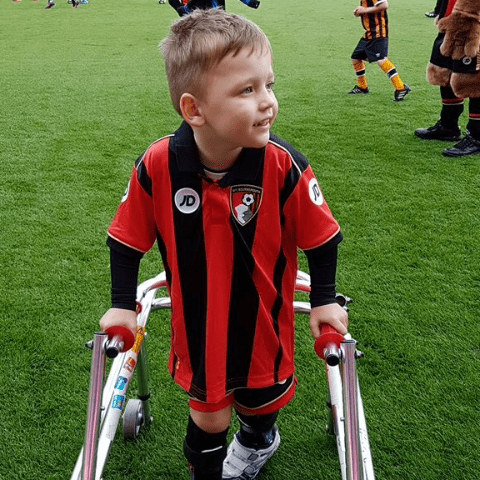 Dorset Children's Foundation Charity for Jacob's Dream To Walk