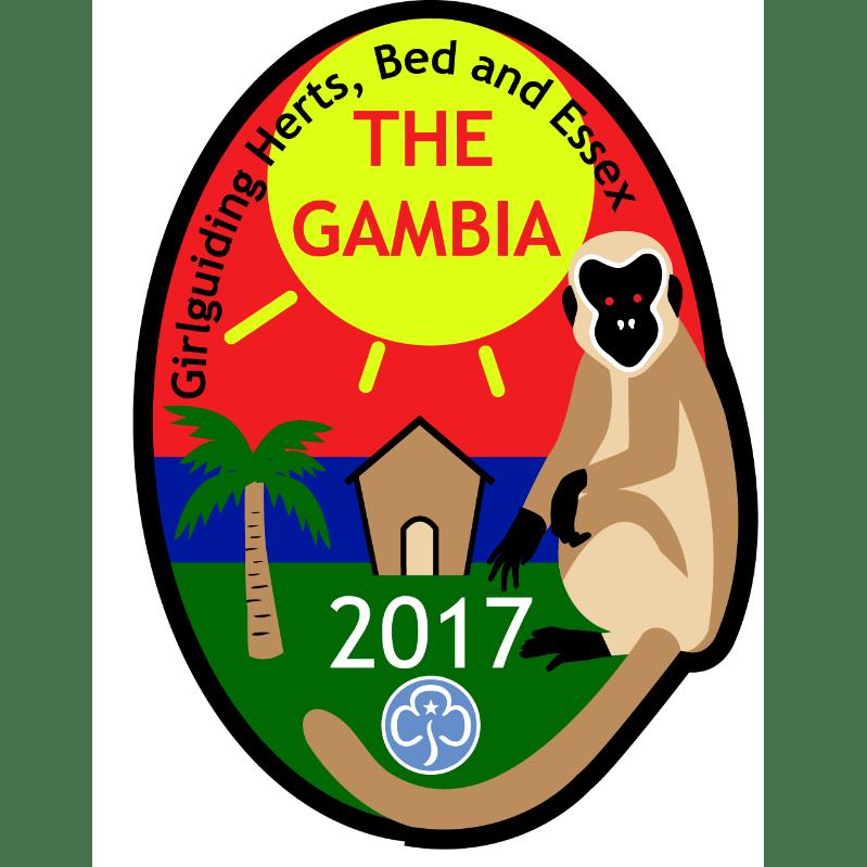 Girl Guiding Gambia 2017 - Elly Bazigos