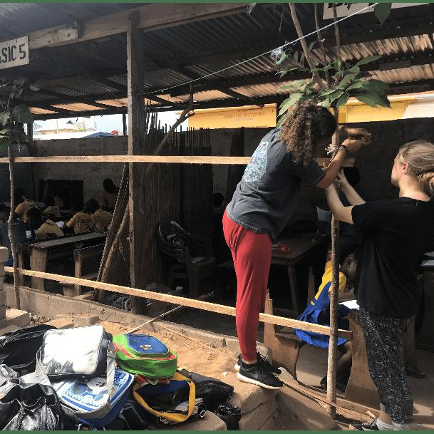 African Adventures Ghana 2018 - Ben Hammond