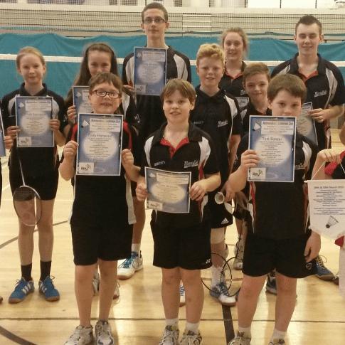 Mansfield Junior Badminton Club