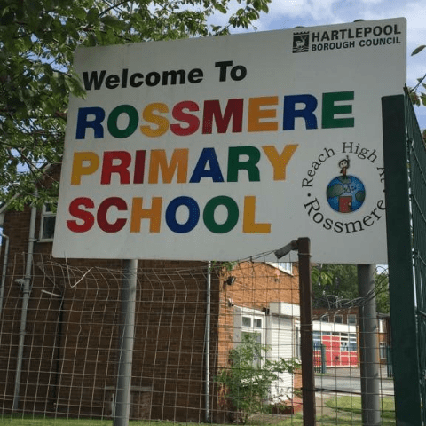 Rossmere Primary School - Hartlepool