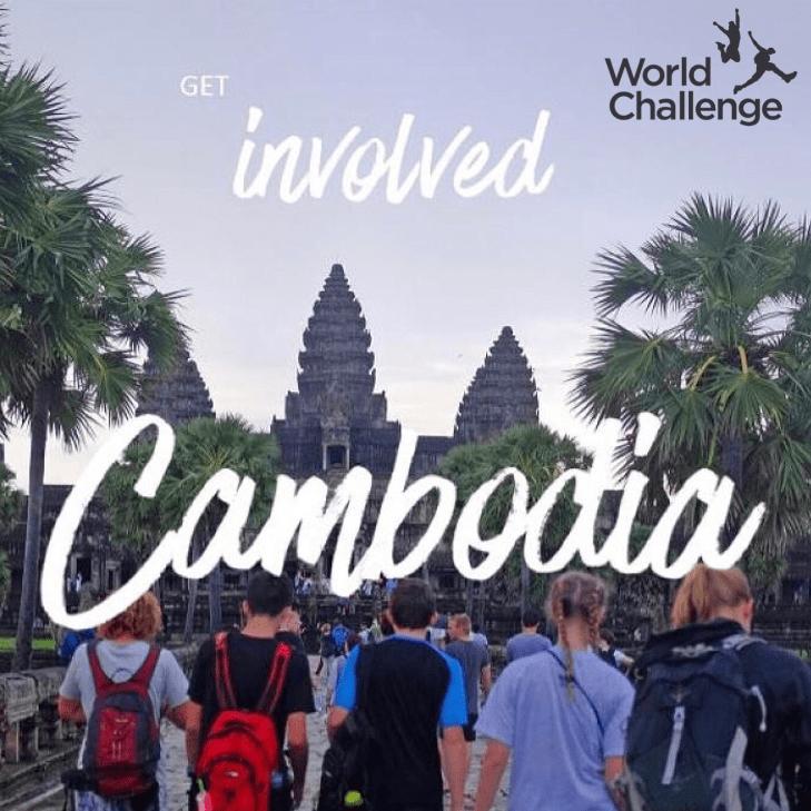 World Challenge Vietnam and Cambodia 2021 - Freya Edington