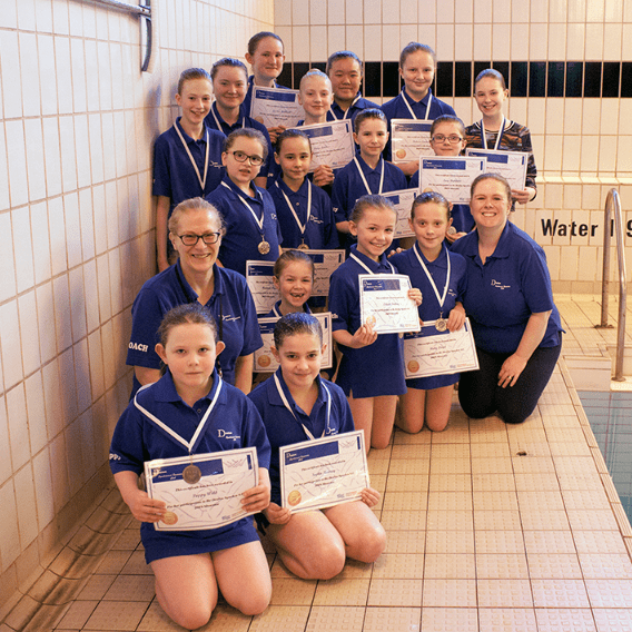 Denton Artistic Swimming Club