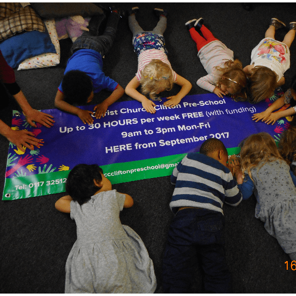 Christ Church Clifton Pre-School - Bristol