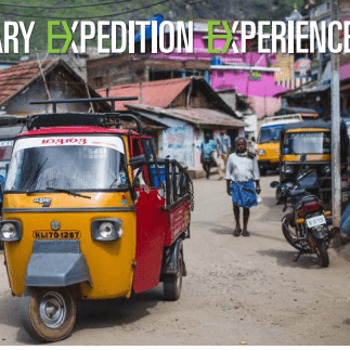 Outlook Expeditions India 2020 - Halle Gradwell