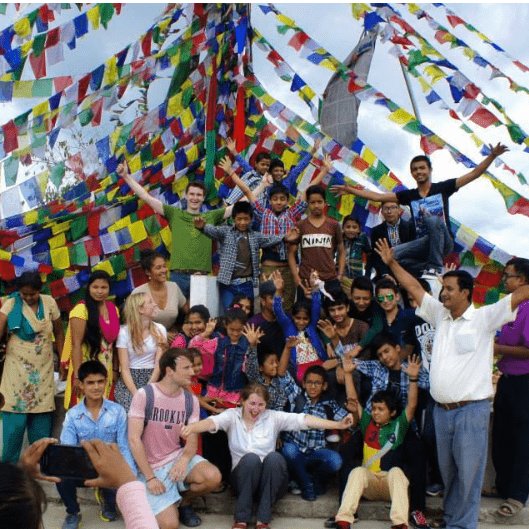 Cambridge Volunteers in Nepal 2017 - Emma Walsh