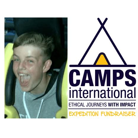 Camps International Kenya 2021 - Matthew Jones
