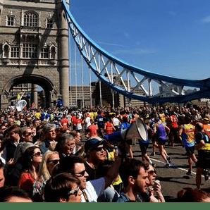 London Marathon 2017 for Friendship Works - Anna Slatcher