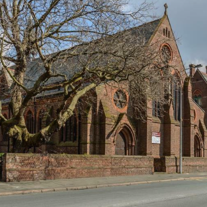 St Margaret of Antioch, Toxteth