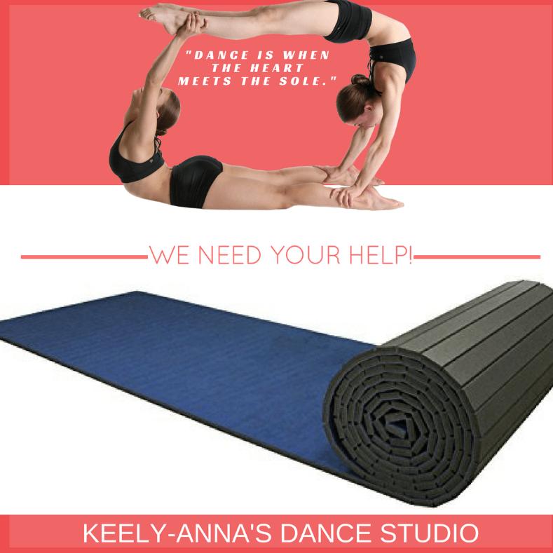 KDS Dance Mat Funds