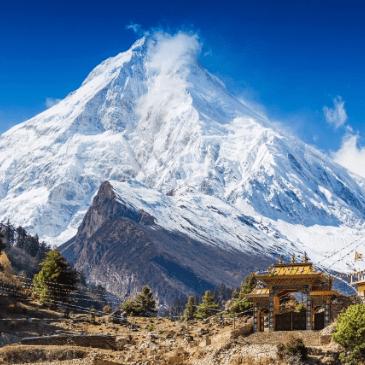 World Challenge Nepal 2020 - Chloe Parkins-Jeff