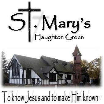 St Mary's Haughton Green Church
