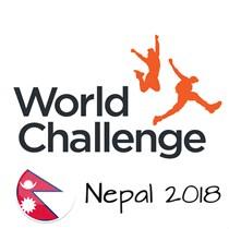 World Challenge Nepal 2018 - Bradley Gooding