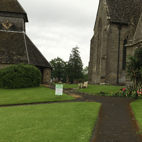 Pembridge Church with Moorcourt