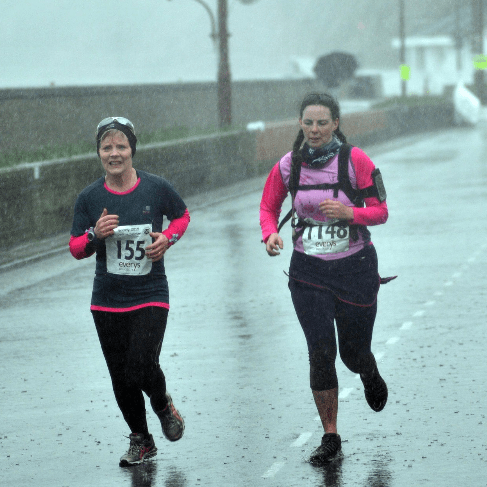 London Marathon Action For Children 2018 - Sharon Ellis