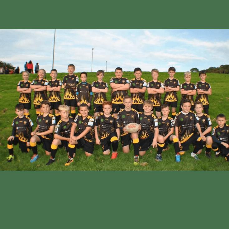 Tonyrefail Tigers U12s tour