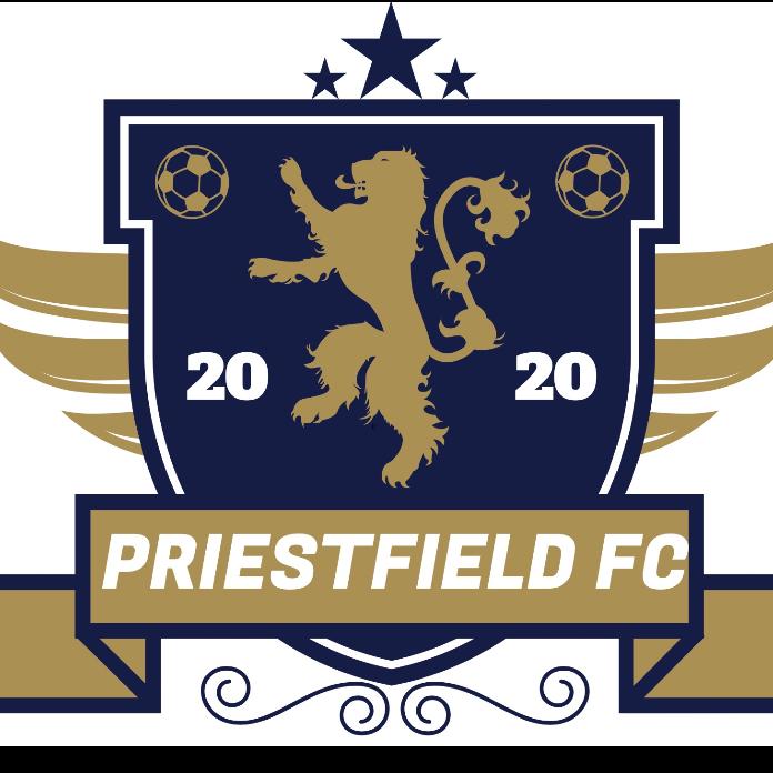 Tom Blanchard raising for Priestfields Utd