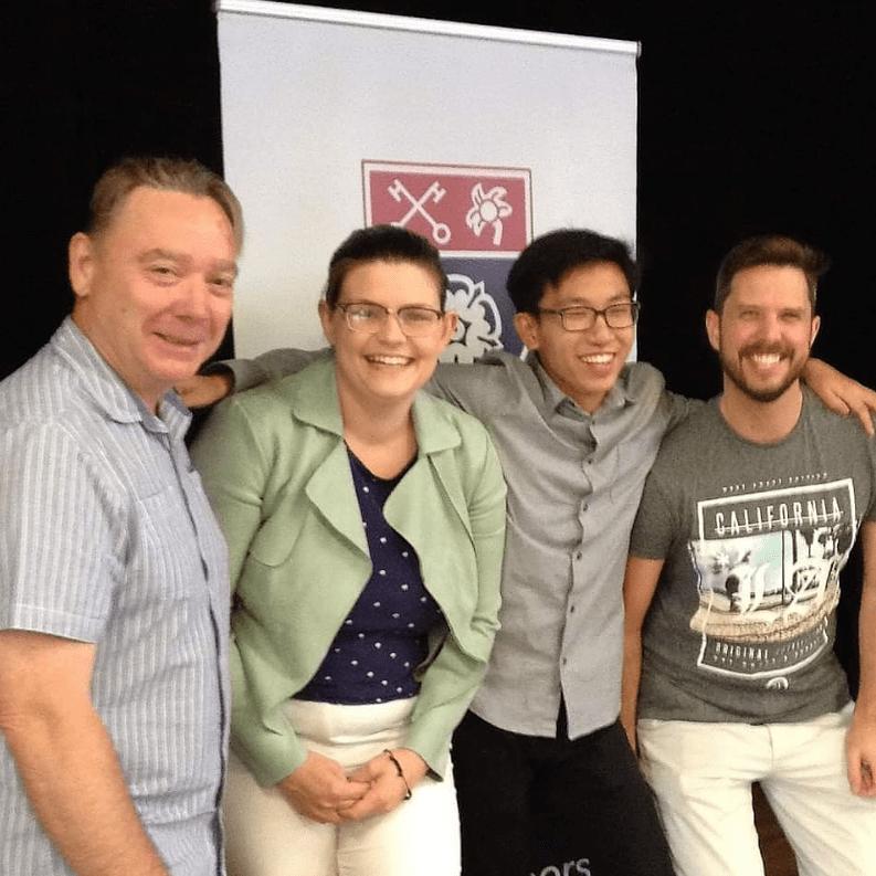 Funds4uni 2019 - Ho Yen Tsang