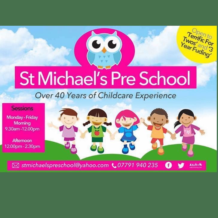 St Michael's Pre School - Wolverhampton