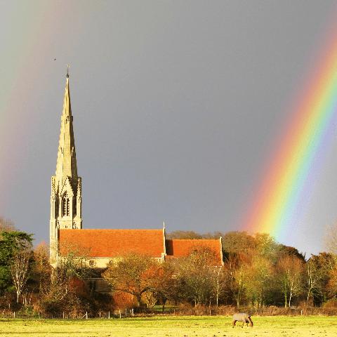 All Saints' Church, Sherbourne