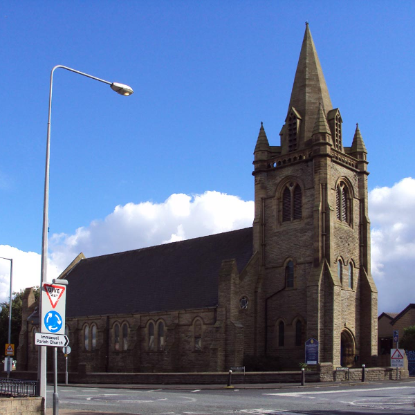 Holy Trinity Church Oswaldtwistle