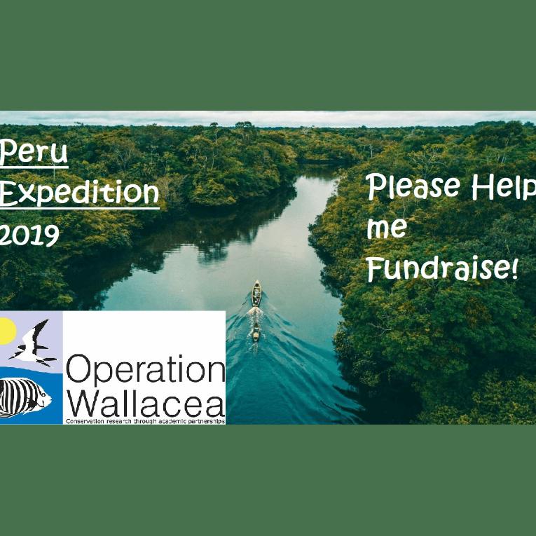 Operation Wallacea Peru 2019 - Mitch Foy