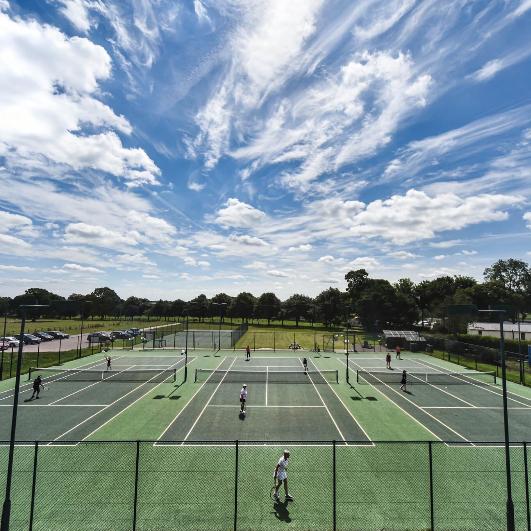 Ashbourne Tennis Club