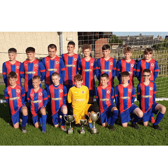 Monifieth Athletic Football Club 2006's