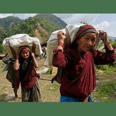 World Challenge Nepal 2018 - Daisy Cartledge