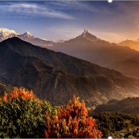 World Challenge Nepal 2019 - Lucy Simpson