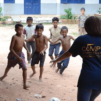 Camps International Cambodia 2020 - Ellie Fail