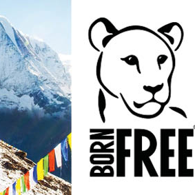 Georgie's Everest Base Camp Trek in support of The Born Free Foundation - Georgina Elizabeth Clough