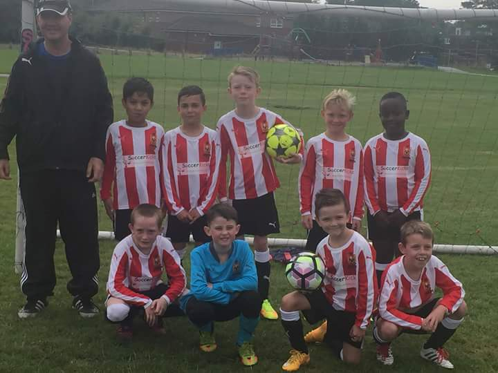 Wednesfield FC North