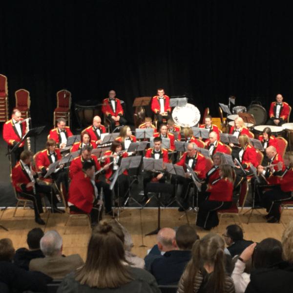 Ballylone Concert Flute Band