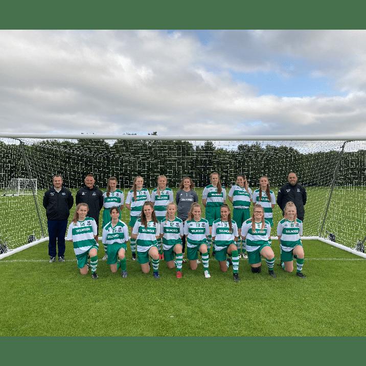 Farsley Celtic Ladies Under 16s
