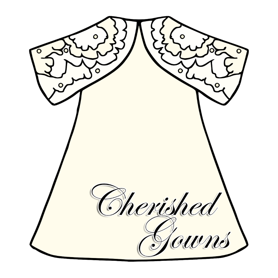 Cherished gowns for Angel Babies UK