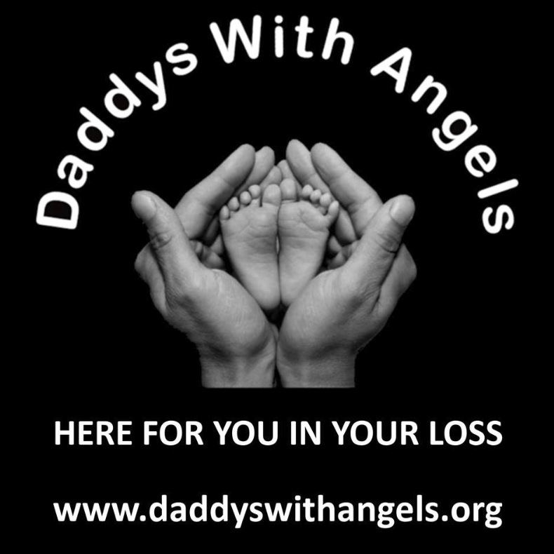 Daddys with Angels