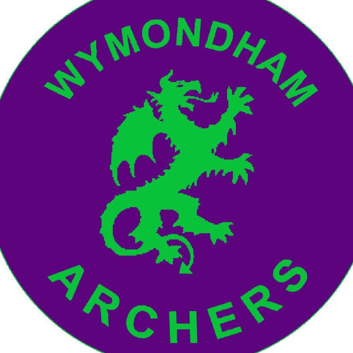 Wymondham Archers cause logo