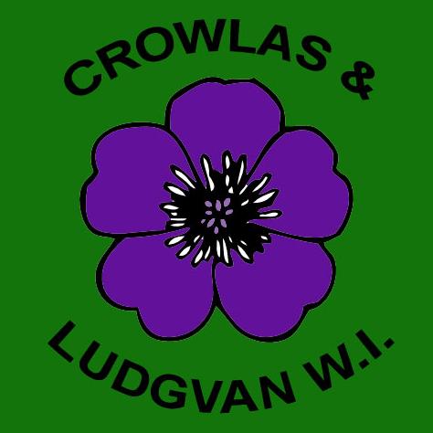 Crowlas & Ludgvan WI cause logo