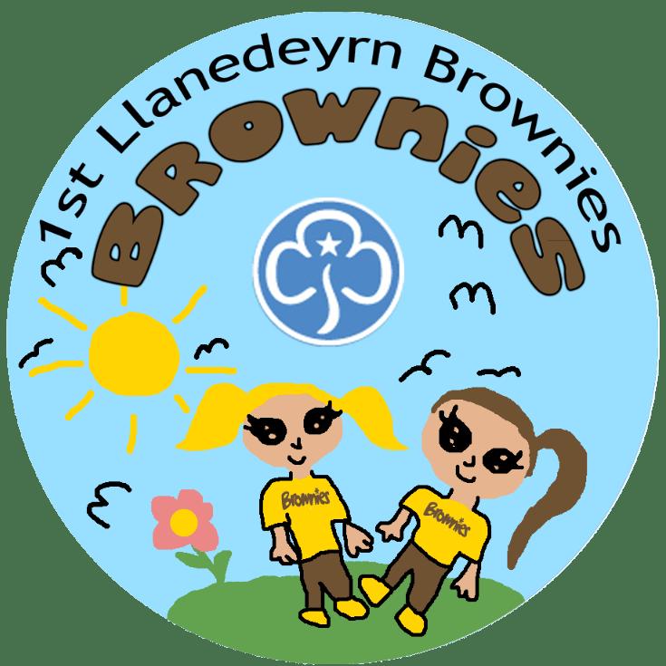 1st Llanedeyrn Brownies