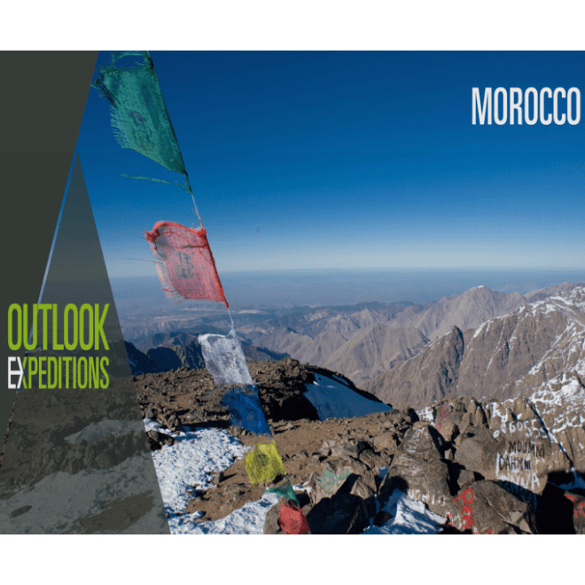 Outlook Expeditions Morocco 2020 - Elizabeth Brady