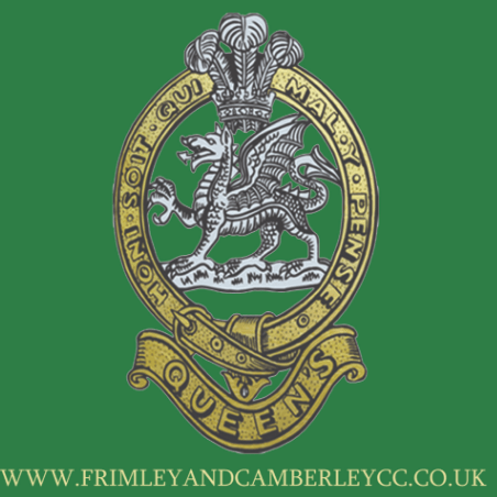 Frimley and Camberley Cadet Corps cause logo