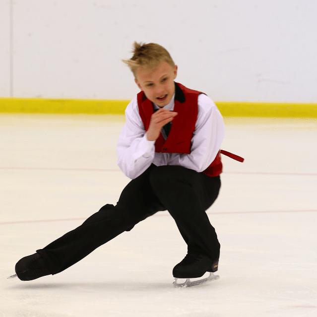 Jordan Maule - Ice Skating Dreams