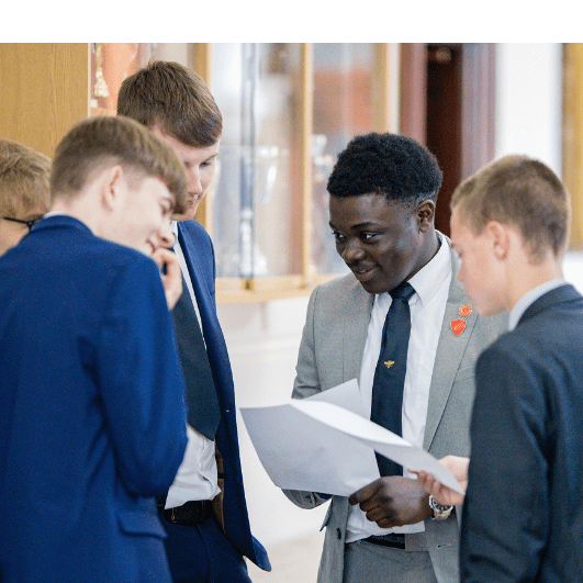 The Bursary Fund of St Bedes College Manchester