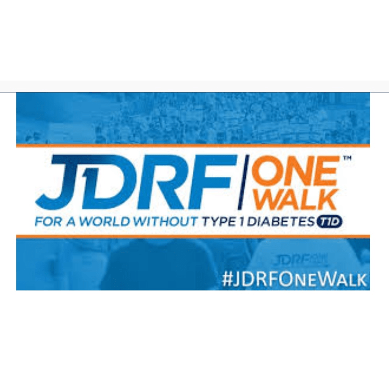 One Walk JDRF For Juvenile Diabetes Type One - Sian Griffiths