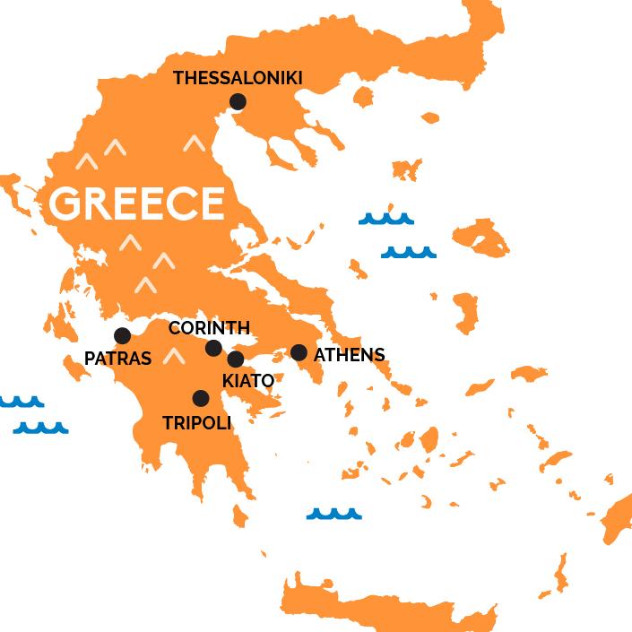 Greece 2019 - Brandon Gooding Monfries