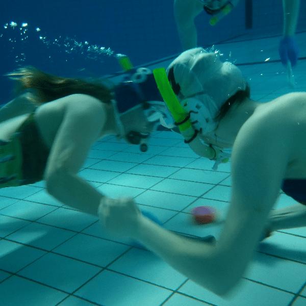 Xarifa Underwater Hockey - Manchester