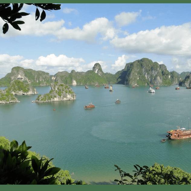 True Adventure Vietnam 2019 - Georgia Bramhall