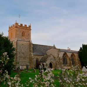 St Mary's Glanvilles Wootton
